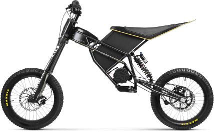kuberg free rider electric dirt bike for teens and adults. Black Bedroom Furniture Sets. Home Design Ideas