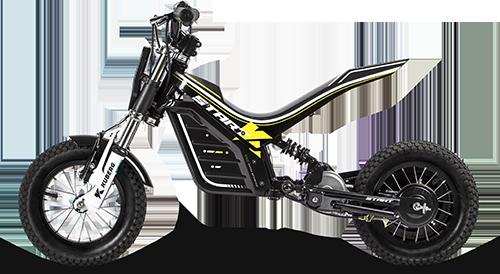 Kuberg START Electric Dirt Bike for Kids - best kid's dirt bike - Made in  Europe
